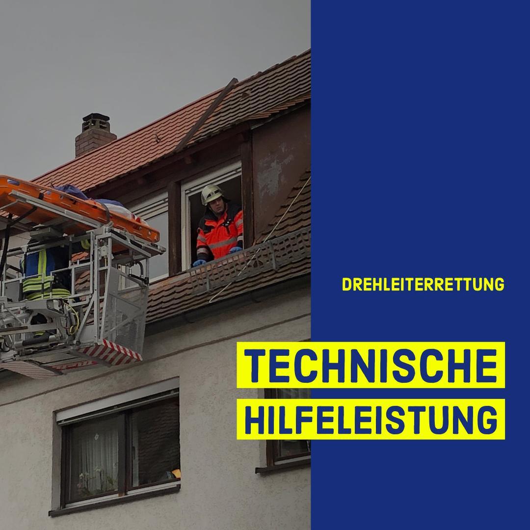 Technische Hilfeleistung THL