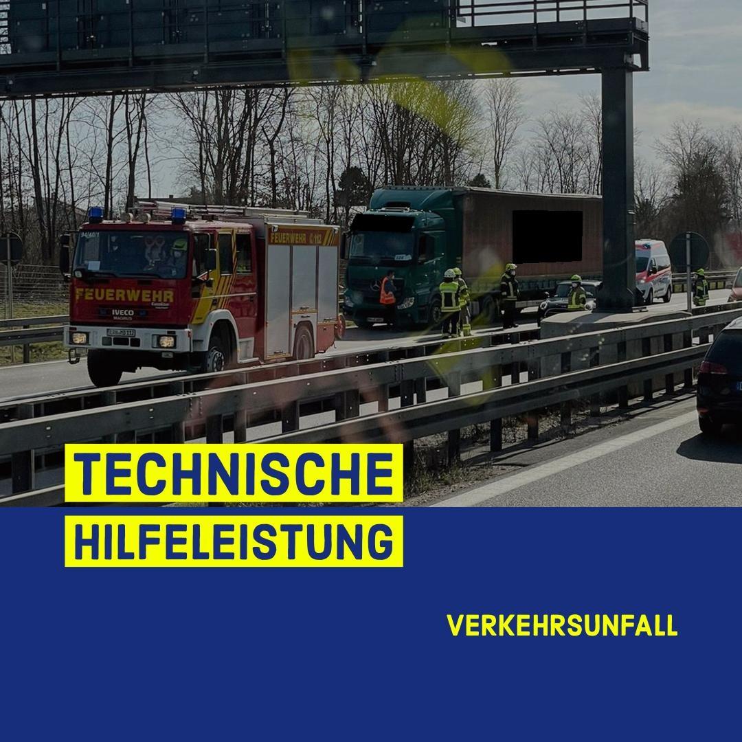 Technische Hilfeleistung THL 3