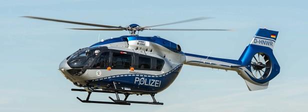 Polizeihubschrauber